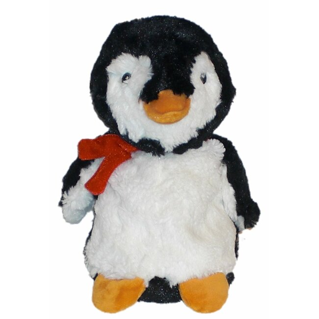 Wärmekissen Wärmetier Pinguin Füllung herausnehmbar