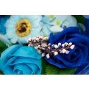 Seifenblumen Boquet Blumenstrauß Blau