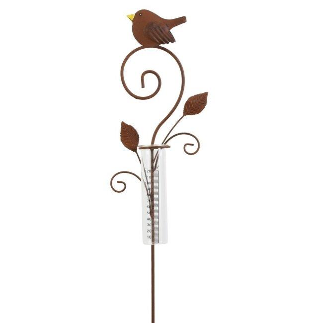 """Gartenstecker """"Regenmesser"""" 108 cm"""