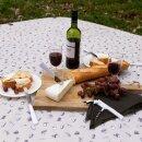 Picknick-Decke mit Befestigungs-Heringen