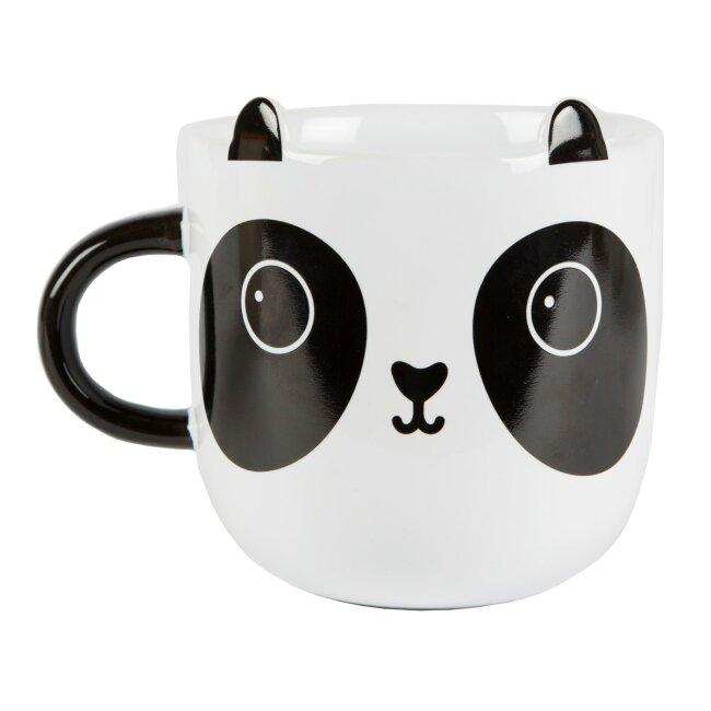 Pandatasse Kaffeebecher Teetasse