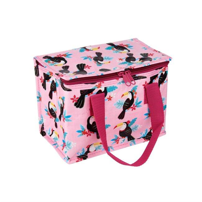 Lunchbag Kühltasche Tiki Toucan