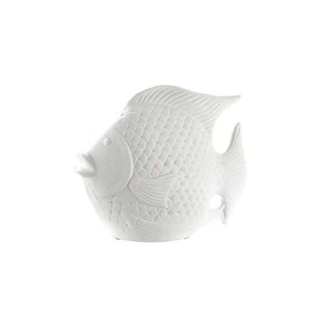 """Porzellan Lampe """"Fisch"""", ca. 25 cm"""