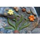 Zier-Spaten Gartendekoration Spatzi aus  Keramik 25 cm