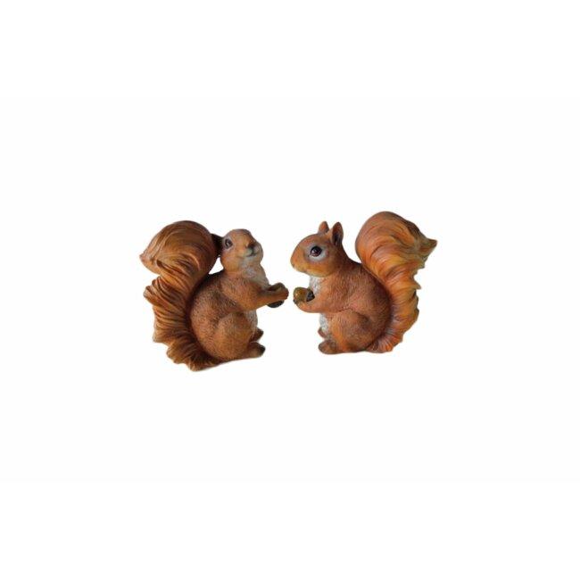 Eichhörnchen 2er Set