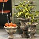 AC Französische Vase niedrig S