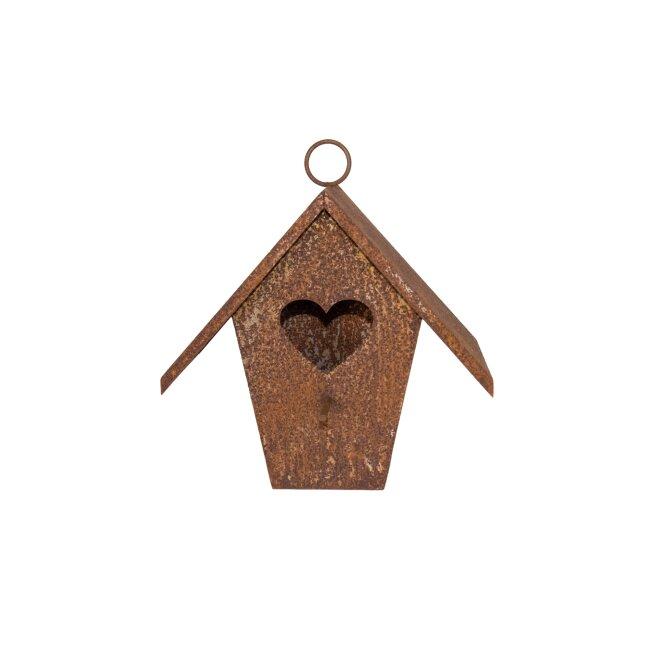 Vogelhaus  Nistkasten Futterstelle zum Hängen