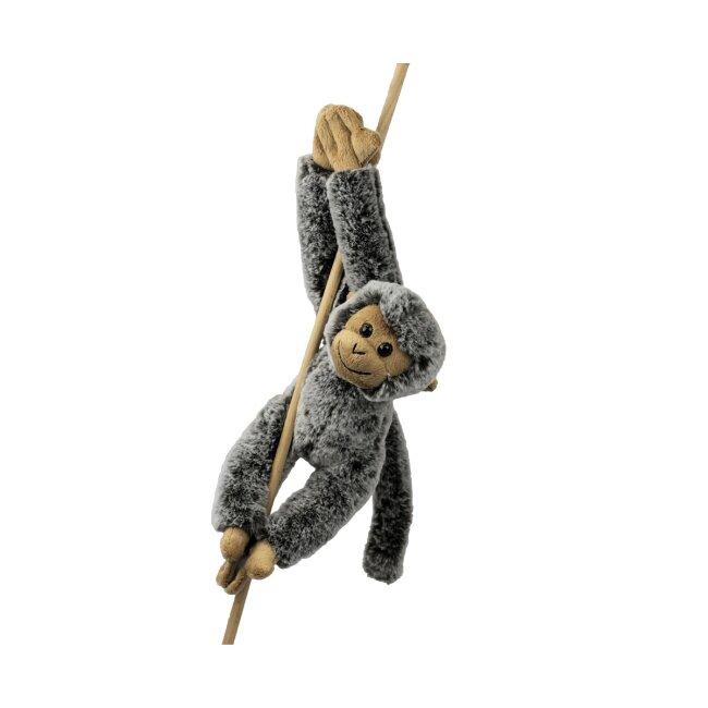 Affe mit Klett, ca. 34 cm
