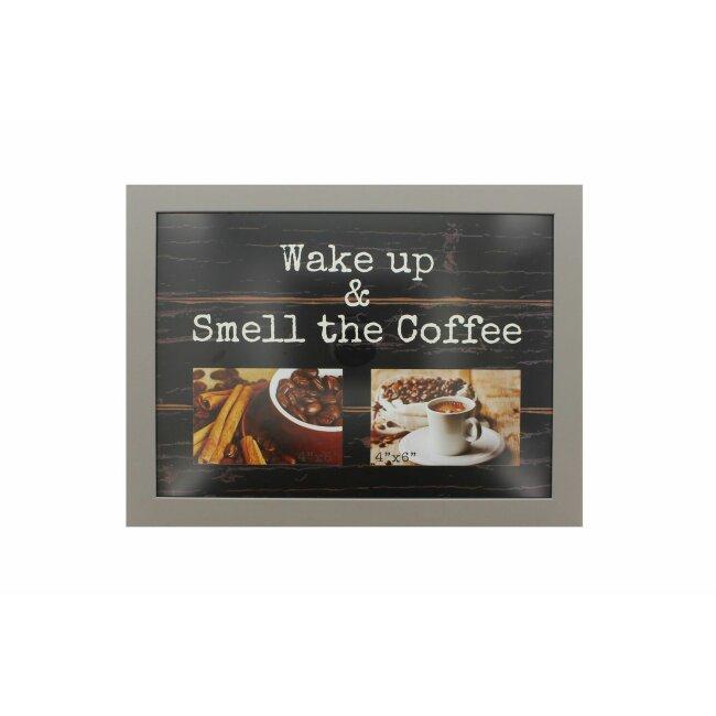 """Knietablett """"Wake up"""", ca, 43 x 32 x 7 cm"""