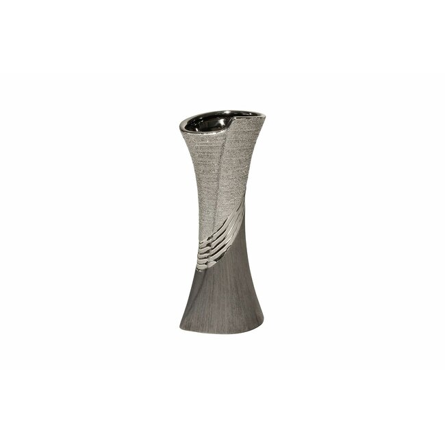 "Keramik Vase ""Bridgetown"", ca. 10 x 19 cm"