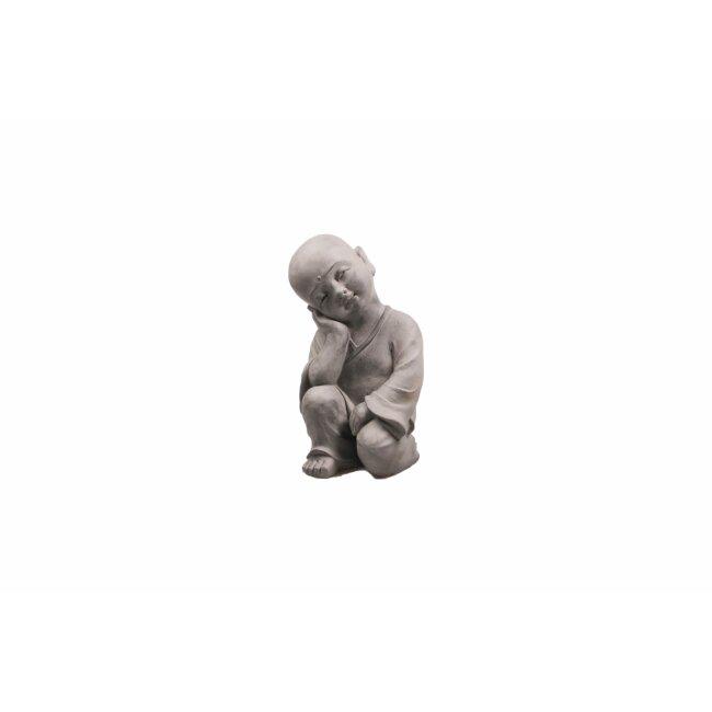 Buddha Shaolin Relax, ca. 28 x 25 x 40 cm