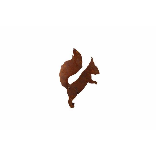 Rost Eichhörnchen, ca. 35 cm